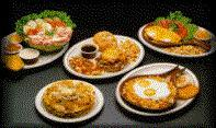 Dish at Le Peep