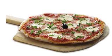 Dish at Bertucci's Brick Oven Pizzeria