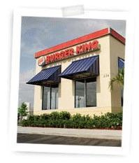 Exterior at Burger King