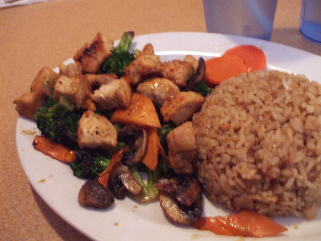 Photo of Habachi Chicken