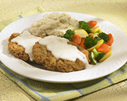 Country Fried Steak at Mimi's Cafe