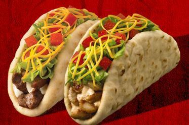 Big Fat™ Tacos at Del Taco