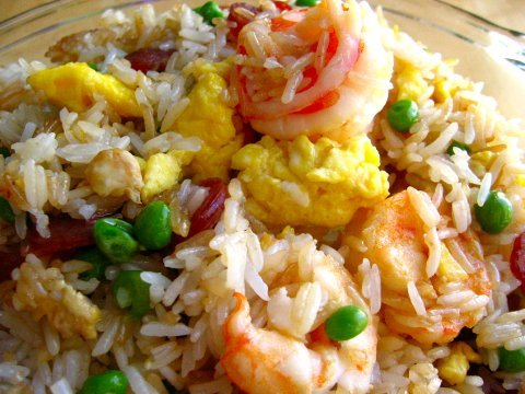 Photo of Combination Fried Rice
