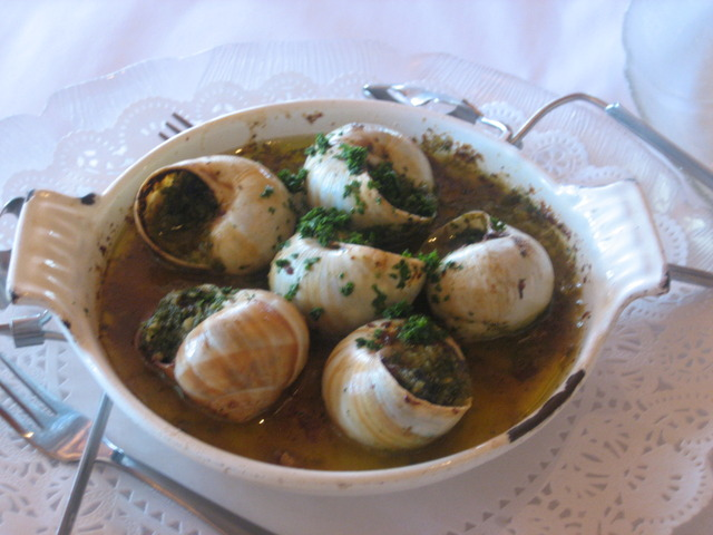 Escargot at Kenwood Restaurant and Bar