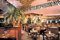 Interior at Elephant Bar Restaurant