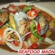 SEAFOOD MADNESS at Dahra Thai Restaurant