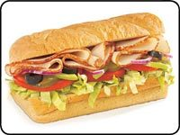 Turkey Breast at Subway