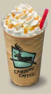 Caramel at Starbucks Coffee