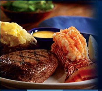 Dish at Red Lobster