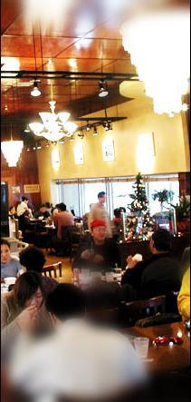 Interior at BCD Tofu House