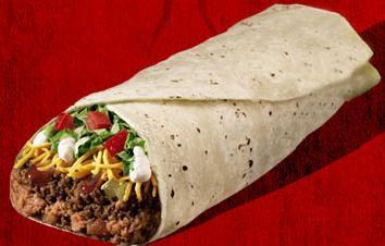 Macho Burrito® at Del Taco