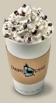 Campfire Mocha at Starbucks Coffee