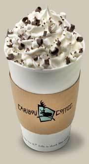 Campfire Mocha at Starbucks Coffee