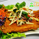 Rainbow Trout with Apple Thai Salad at Wanta Thai Cuisine