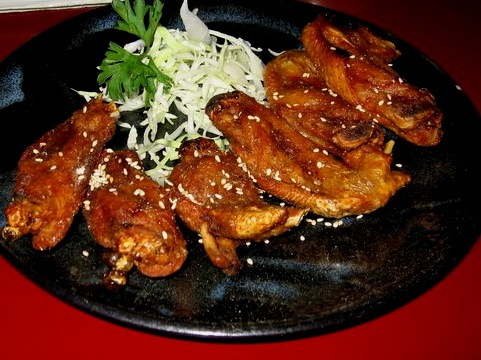 Photo of tebasaki wings