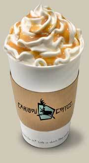Caramel High Rise at Starbucks Coffee