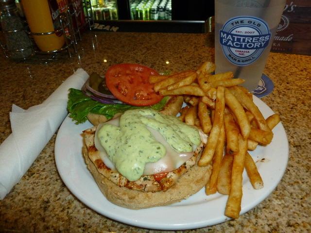 Old Mattress Factory Bar & Grill Menu & Reviews Omaha