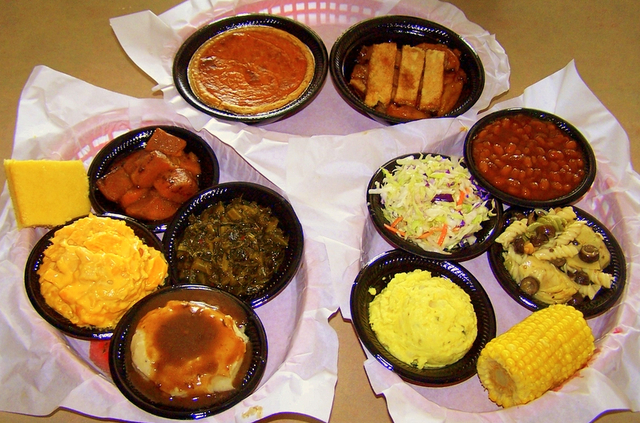 Side Dishes at House of Chicken & Ribs