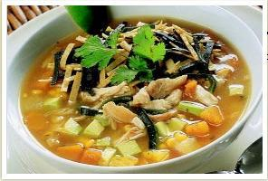Photo of Chicken Tortilla Soup
