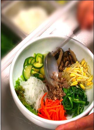 Dish at BCD Tofu House