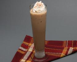 Iced Cappuccino at Mimi's Cafe