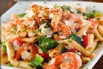 Photo of Baked Shrimp Scampi Pasta