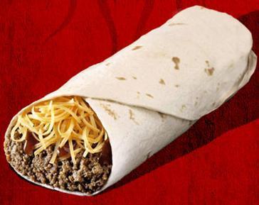 Del Beef Burrito™ at Del Taco