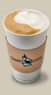 Chai Tea Latte at Starbucks Coffee