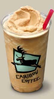 Blended Chai Tea Latte at Starbucks Coffee