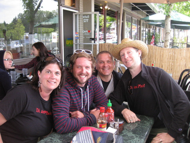 Some of The Seattle Pho-Natics club members - Photo at i Love Pho