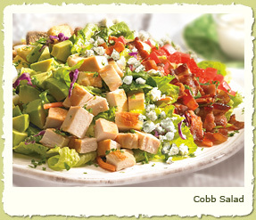 COBB SALAD at Coco's Restaurant & Bakery