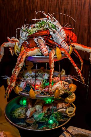 Seafood Paradise. - Troy Tower at Troy