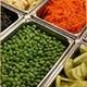 Food 2 - Dish at HuHot Mongolian Grill