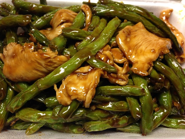 Photo of Chicken With Green Beans