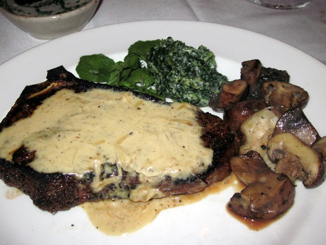 Photo of 14oz Bone-In Kona Crusted Dry-Aged Sirloin