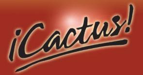 Logo at Cactus Restaurant