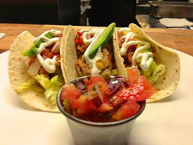 Photo of Blacked Mahi Tacos