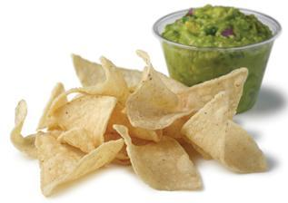 Chips & Guacamole at Chipotle Mexican Grill