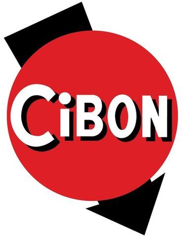 Logo at Cafe CiBon