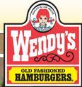 Logo at Wendy's