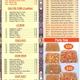 Menu page 3 - Restaurant Menu at New Mandarin Chinese Restaurant