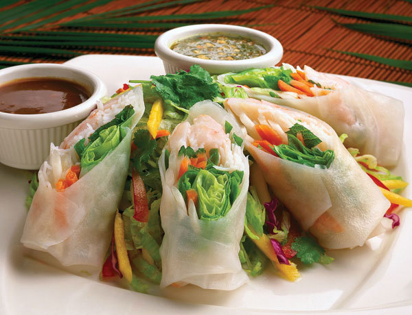 Photo of Vietnamese Shrimp Spring Rolls