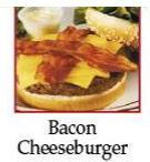 Photo of Bacon Cheeseburger