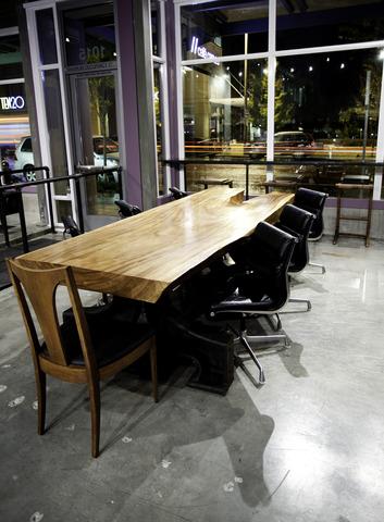 Interior at Café Cesura