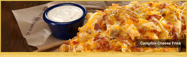 Photo of Campfire Cheese Fries