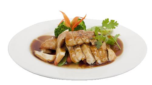 CK TERIYAKI at Sib Song Sushi and Thai