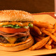 Chipotle Burger at Lincoln Grill Cafe in Fair Lawn