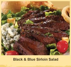 Photo of Black & Blue Sirloin Salad