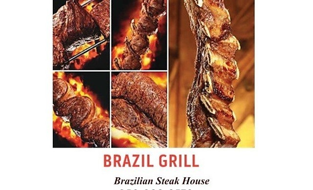 CUTS OF MEATS at BRAZIL GRILL STEAKHOUSE