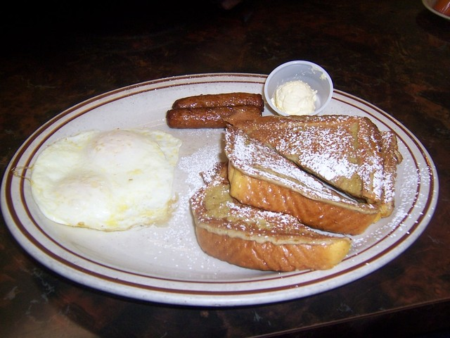 Mari's Kitchen - made with thick slices of Brioche bread - French Toast at Mari's Kitchen